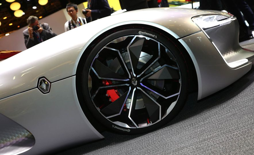 Renault Trezor concept - Slide 12