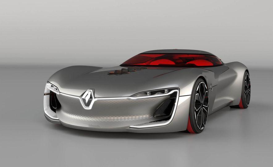 Renault Trezor concept - Slide 15