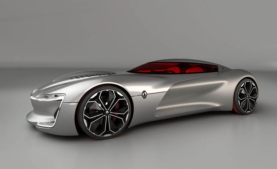 Renault Trezor concept - Slide 16