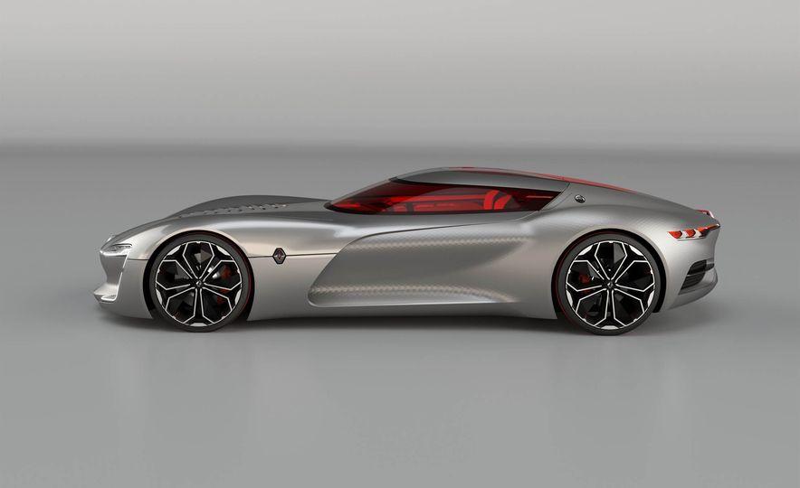 Renault Trezor concept - Slide 17