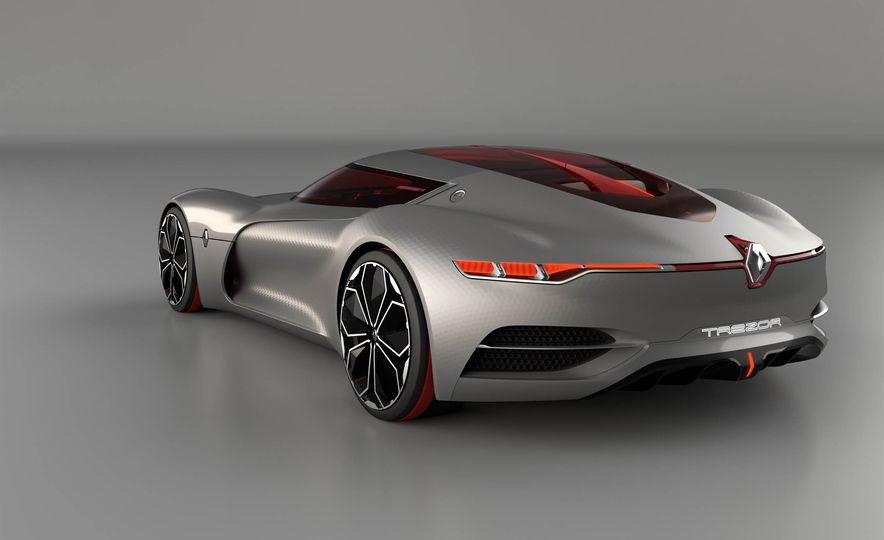 Renault Trezor concept - Slide 18