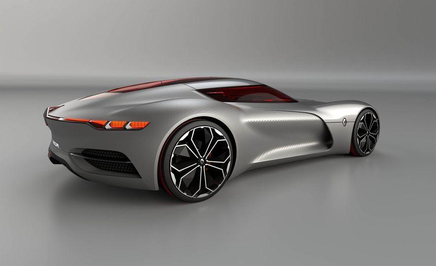 Renault Trezor concept - Slide 19