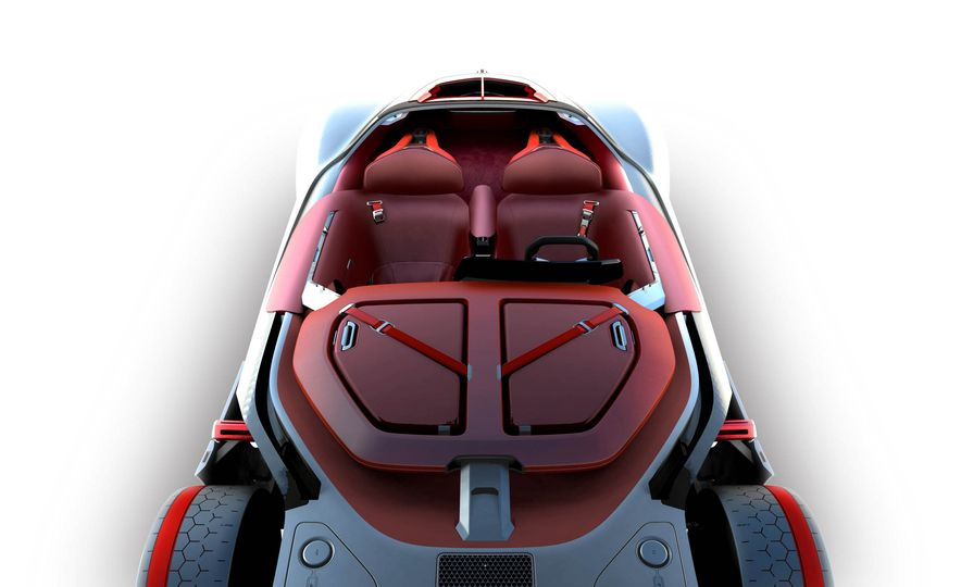 Renault Trezor concept - Slide 23