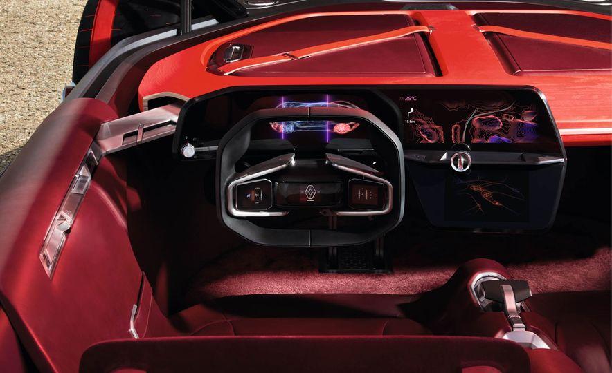 Renault Trezor concept - Slide 25
