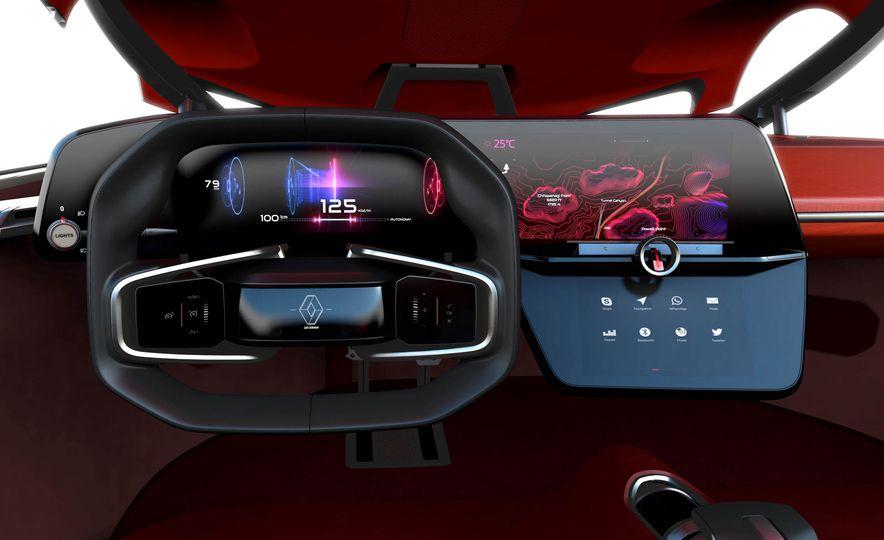 Renault Trezor concept - Slide 26