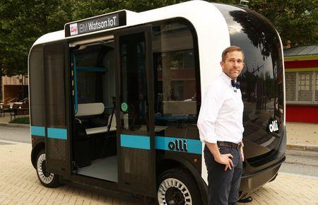 Bye-Bye, Buses: Autonomous Shuttles May Soon Upend Public Transportation