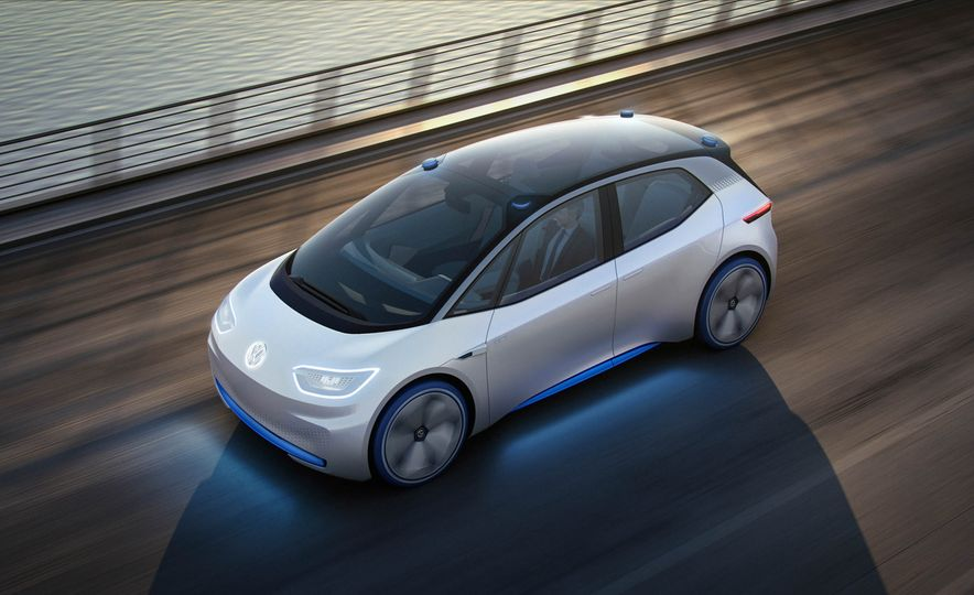 Volkswagen I.D. Electric Concept - Slide 12