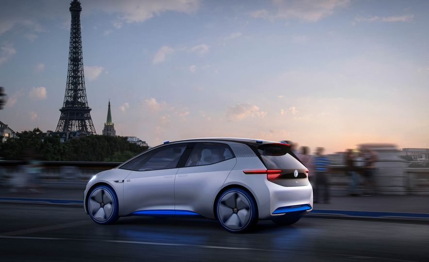 Volkswagen I.D. Electric Concept - Slide 13