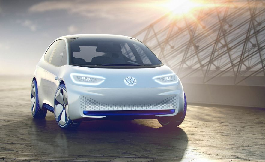 Volkswagen I.D. Electric Concept - Slide 14