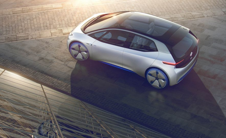 Volkswagen I.D. Electric Concept - Slide 16