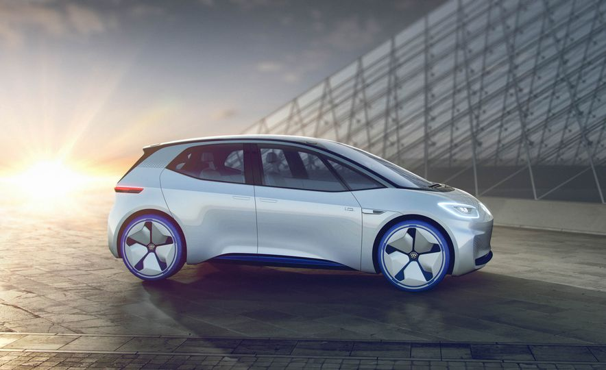 Volkswagen I.D. Electric Concept - Slide 17