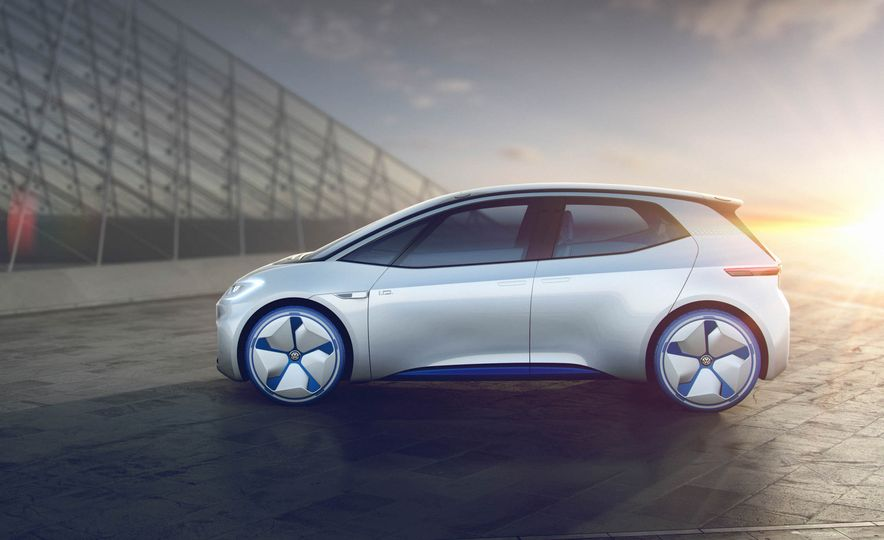 Volkswagen I.D. Electric Concept - Slide 18