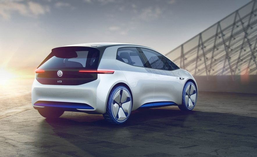 Volkswagen I.D. Electric Concept - Slide 19
