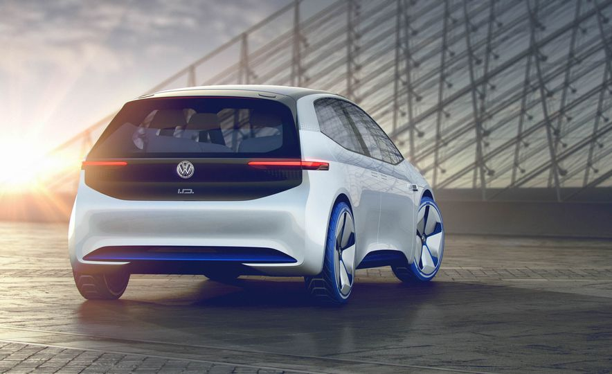 Volkswagen I.D. Electric Concept - Slide 20