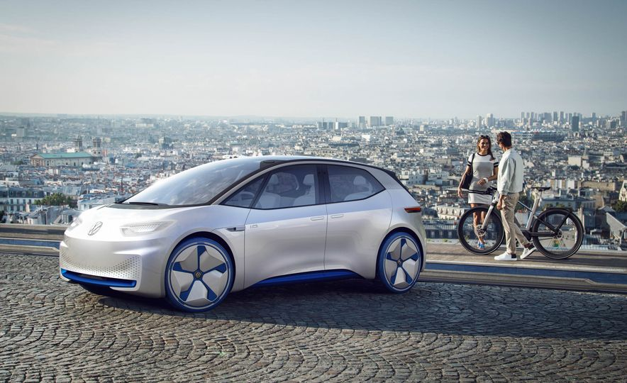 Volkswagen I.D. Electric Concept - Slide 21