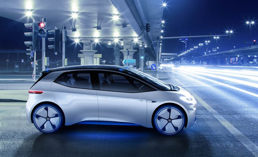 Volkswagen I.D. Electric Concept - Slide 26
