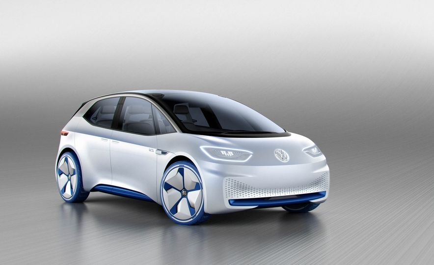 Volkswagen I.D. Electric Concept - Slide 27