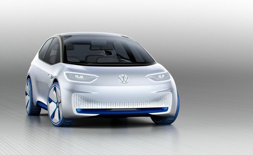 Volkswagen I.D. Electric Concept - Slide 28
