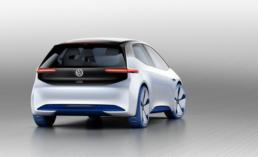 Volkswagen I.D. Electric Concept - Slide 29