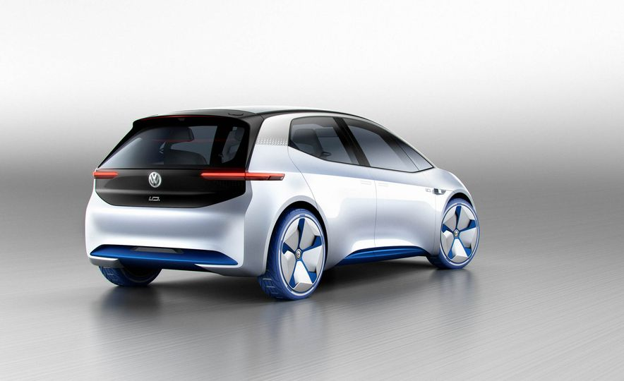 Volkswagen I.D. Electric Concept - Slide 30