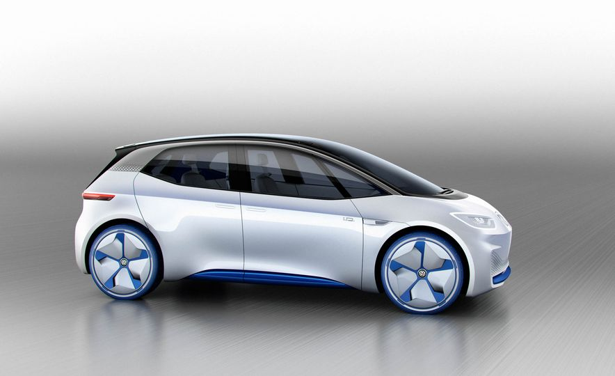 Volkswagen I.D. Electric Concept - Slide 31