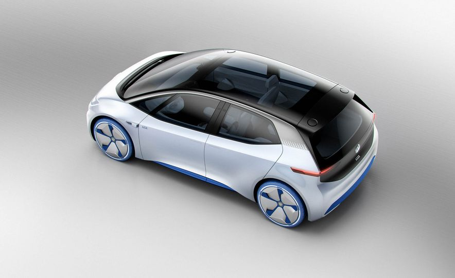 Volkswagen I.D. Electric Concept - Slide 32