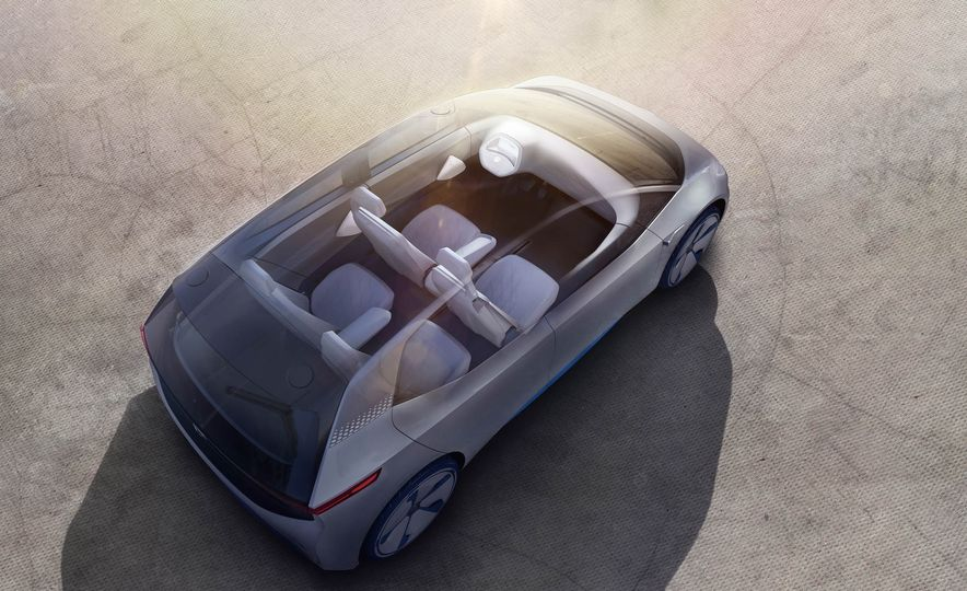 Volkswagen I.D. Electric Concept - Slide 33