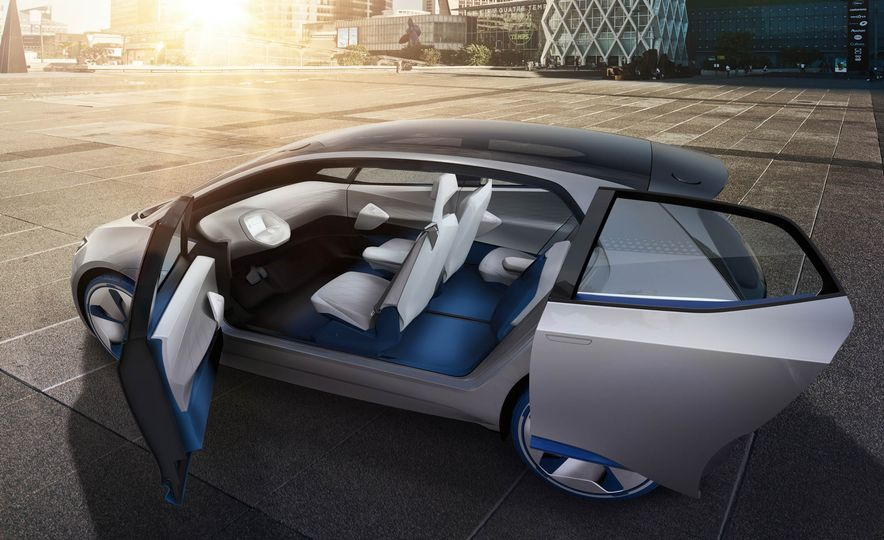 Volkswagen I.D. Electric Concept - Slide 34
