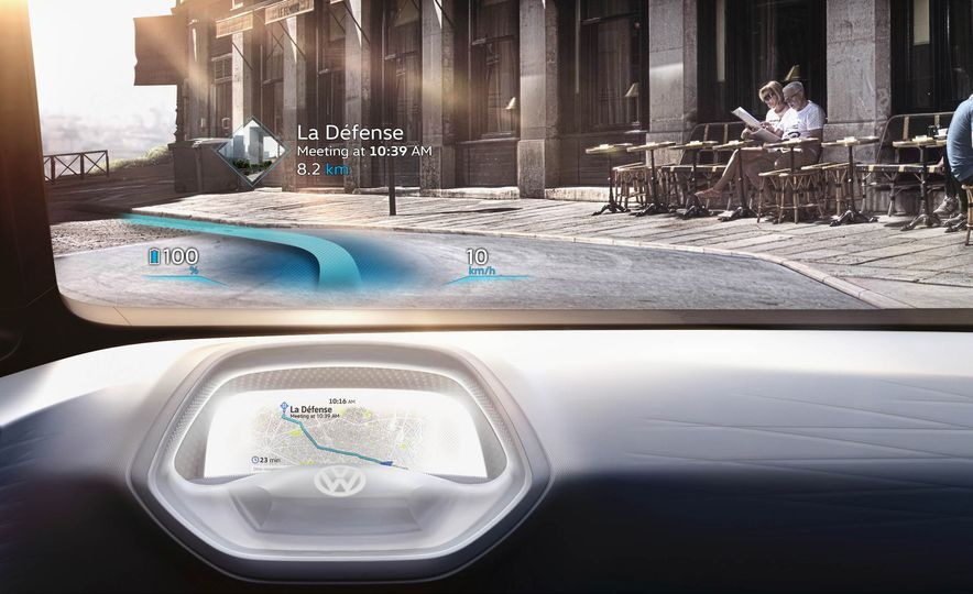 Volkswagen I.D. Electric Concept - Slide 35