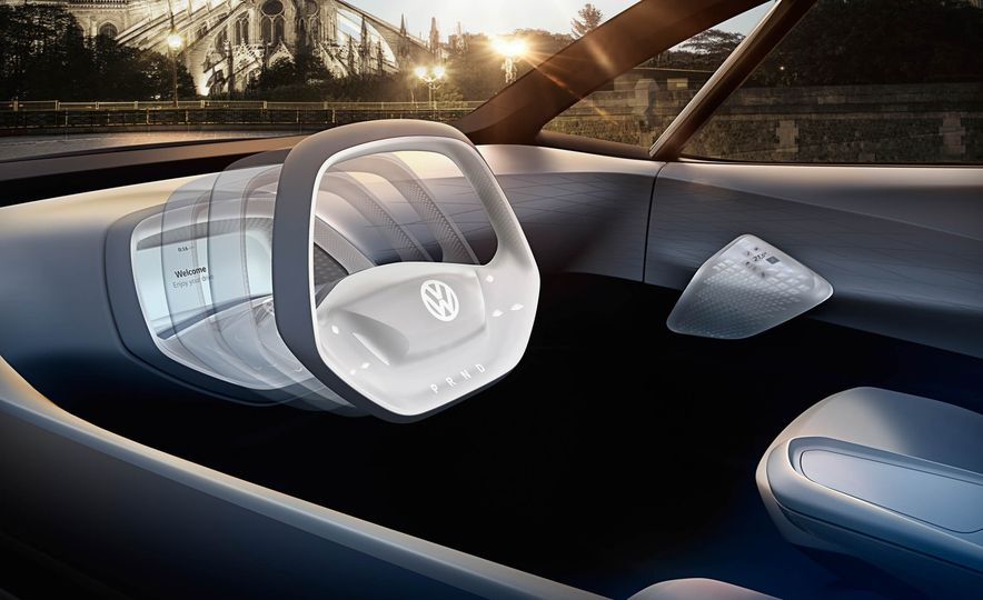 Volkswagen I.D. Electric Concept - Slide 37