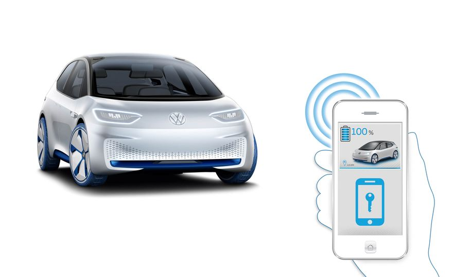 Volkswagen I.D. Electric Concept - Slide 38