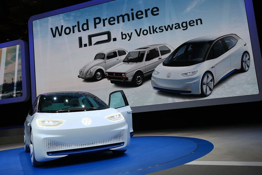Volkswagen I.D. Electric Concept - Slide 3