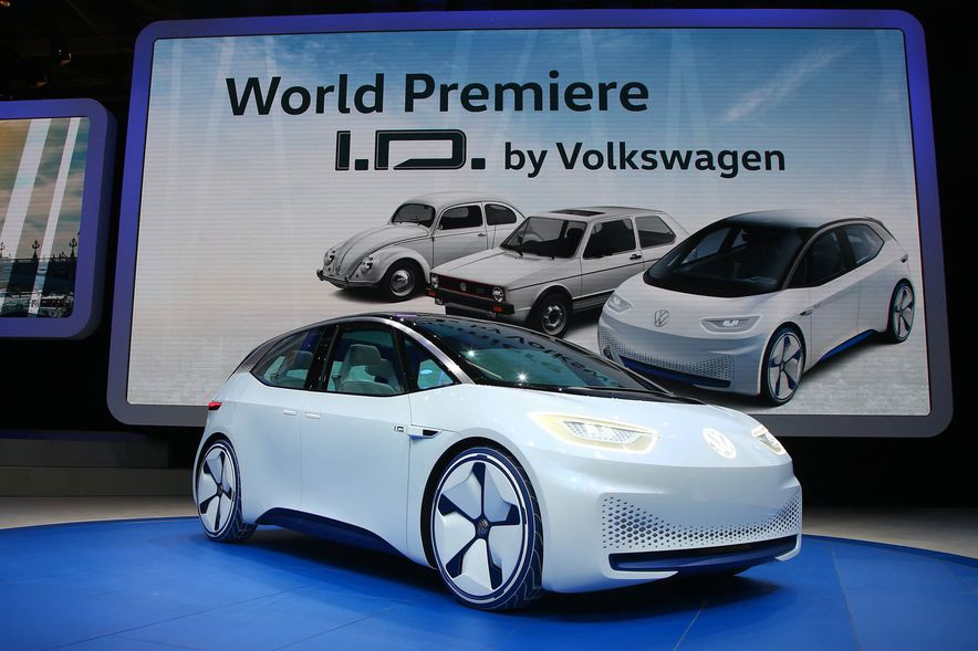Volkswagen I.D. Electric Concept - Slide 4