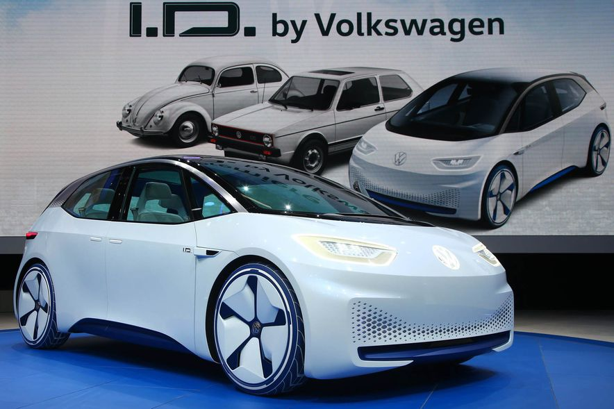 Volkswagen I.D. Electric Concept - Slide 5