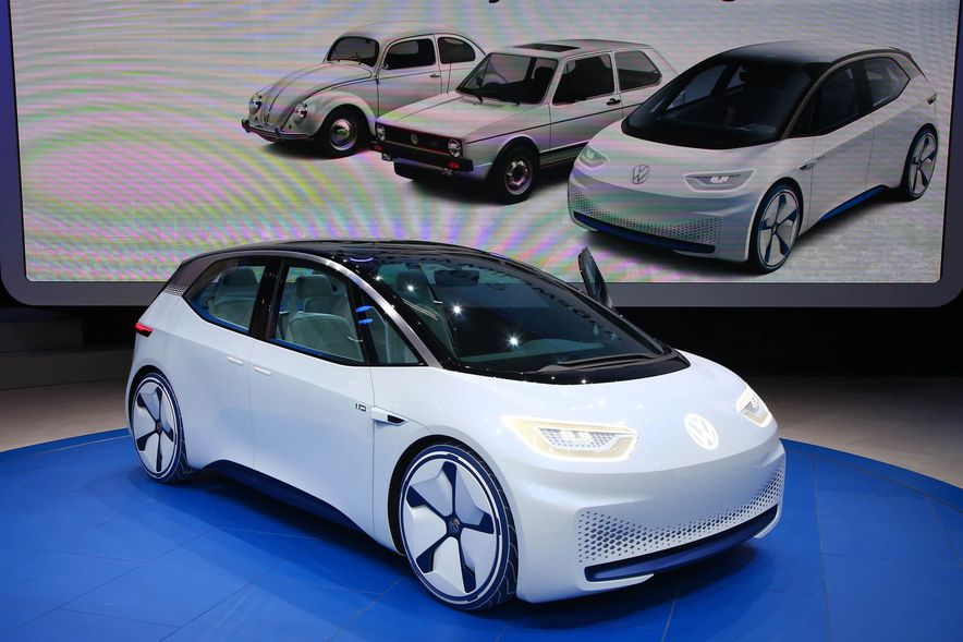Volkswagen I.D. Electric Concept - Slide 6