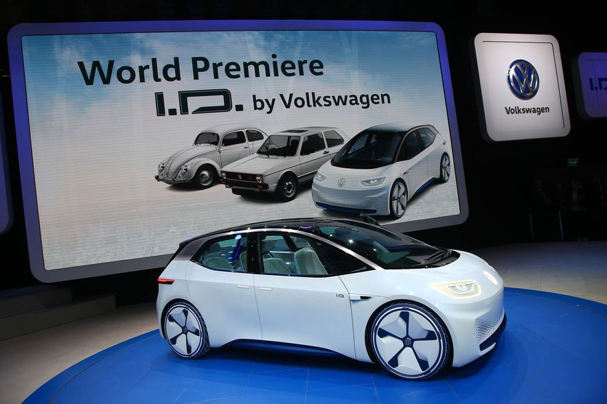Volkswagen I.D. Electric Concept - Slide 7