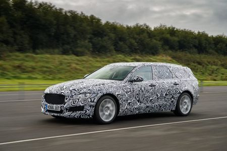 Here We Go Wagon: Jaguar Will Launch a New XF Sportbrake Next Year