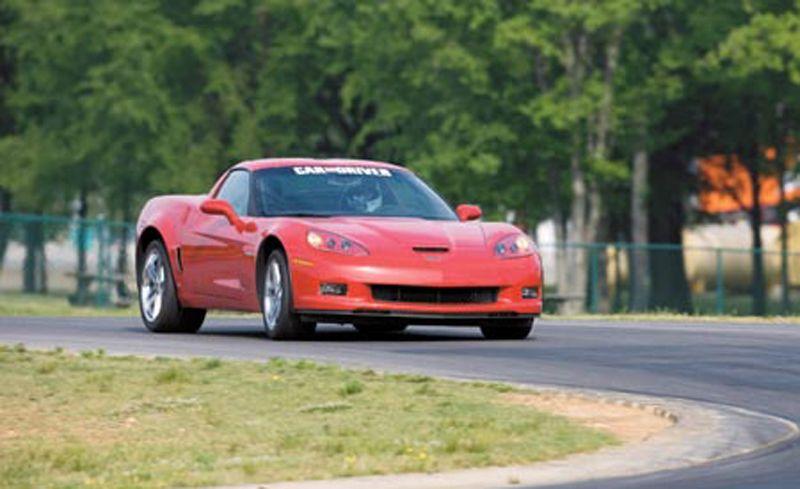 Lightning Lap Legends: Chevrolet Corvette vs. Porsche 911! - Slide 11