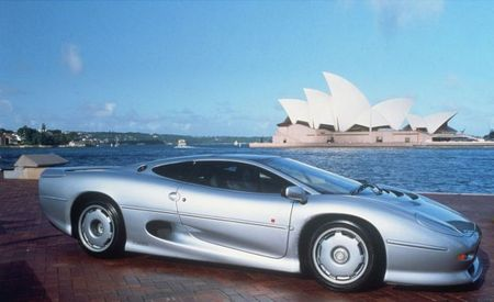 Bridgestone Is Developing a Brand-New Tire for the 1992 Jaguar XJ220 [Update: So Is Pirelli!]