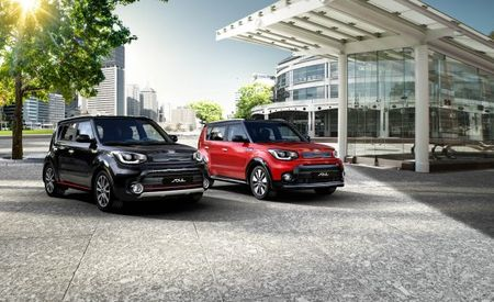 Soul to Squeeze: Kia Updates Soul for 2017, Adds Turbocharged SX Model