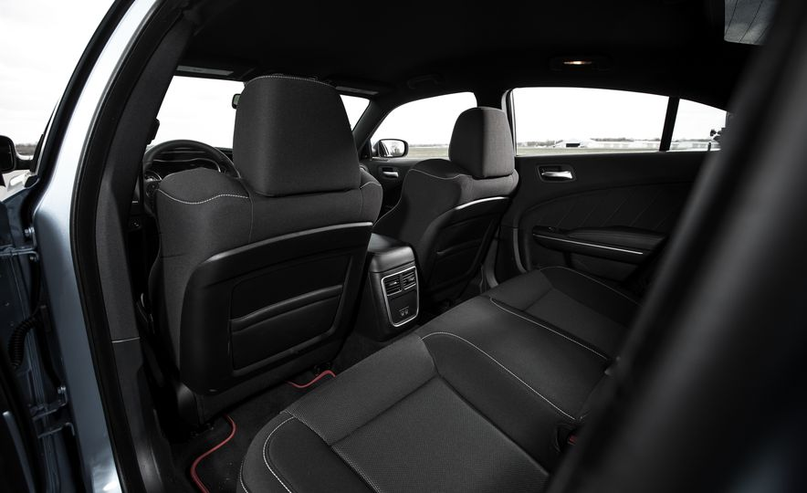 Athletes with Back Seats: 10 Cars for Uber Drivers Who Actually Like to Drive - Slide 9