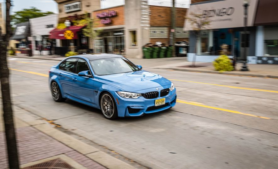2016 BMW M3 Competition Package - Slide 1
