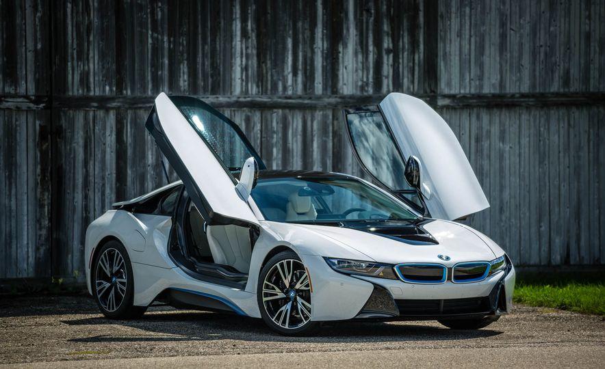 2016 BMW i8 - Slide 20