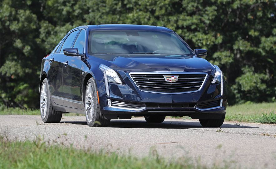 2016 Cadillac CT6 AWD - Slide 2