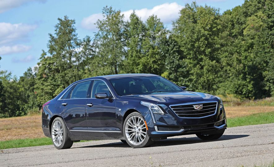 2016 Cadillac CT6 AWD - Slide 4