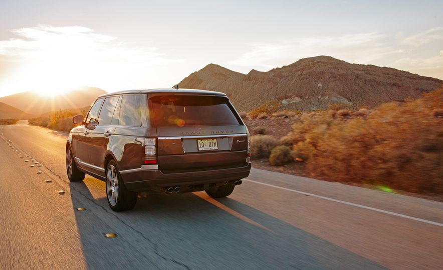 2016 Land Rover Range Rover SVAutobiography and 2017 Bentley Bentayga - Slide 22