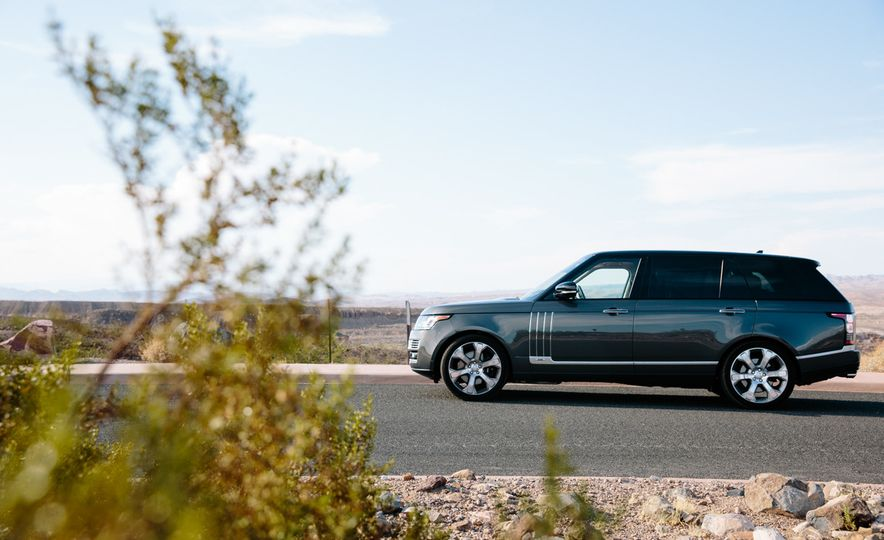 2016 Land Rover Range Rover SVAutobiography and 2017 Bentley Bentayga - Slide 23
