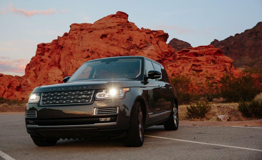 2016 Land Rover Range Rover SVAutobiography and 2017 Bentley Bentayga - Slide 24