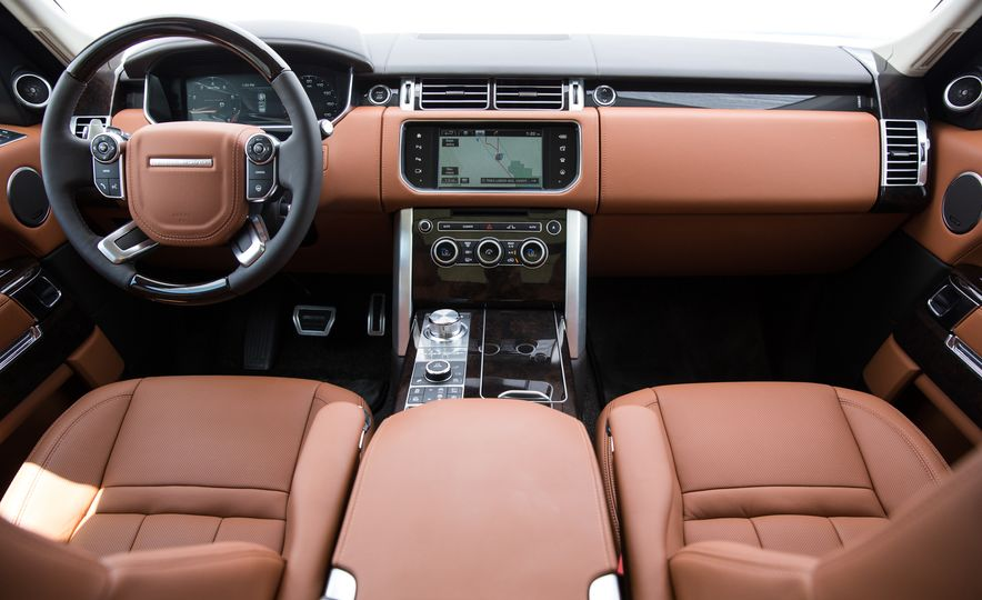 2016 Land Rover Range Rover SVAutobiography and 2017 Bentley Bentayga - Slide 25