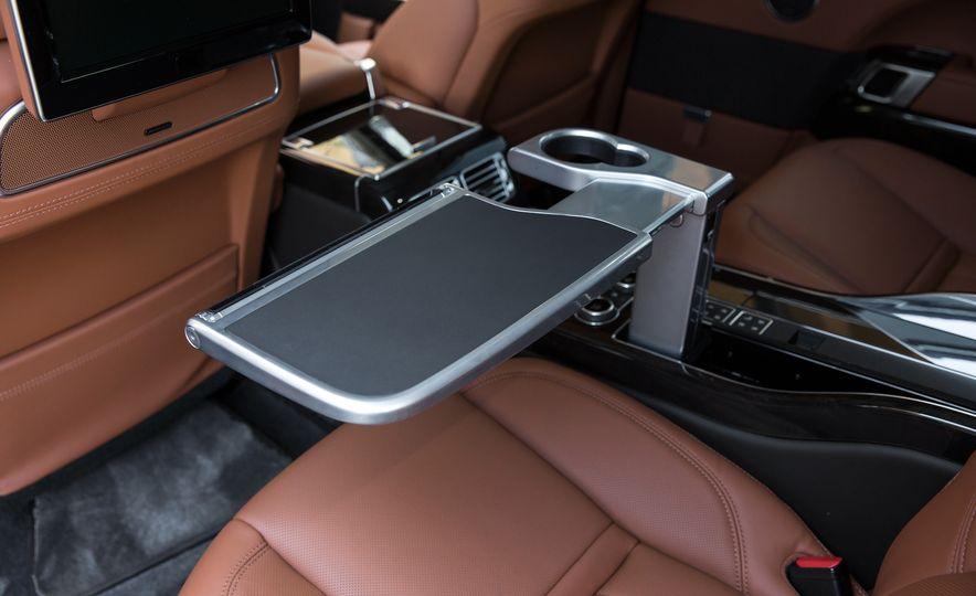 2016 Land Rover Range Rover SVAutobiography and 2017 Bentley Bentayga - Slide 27